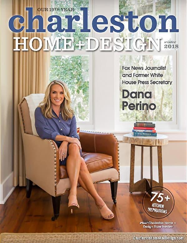 Charleston Home + Design Magazine Winter 2018